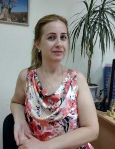 Носатова Віталія Миколаївна