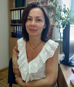 Носирєва Олена Валеріївна