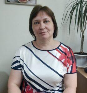 Пономаренко Людмила Володимирiвна