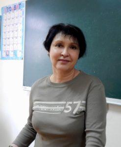 Ткач Олена Євгенівна