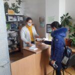 Іноземні студенти знайомляться з бібліотекою ХНУРЕ