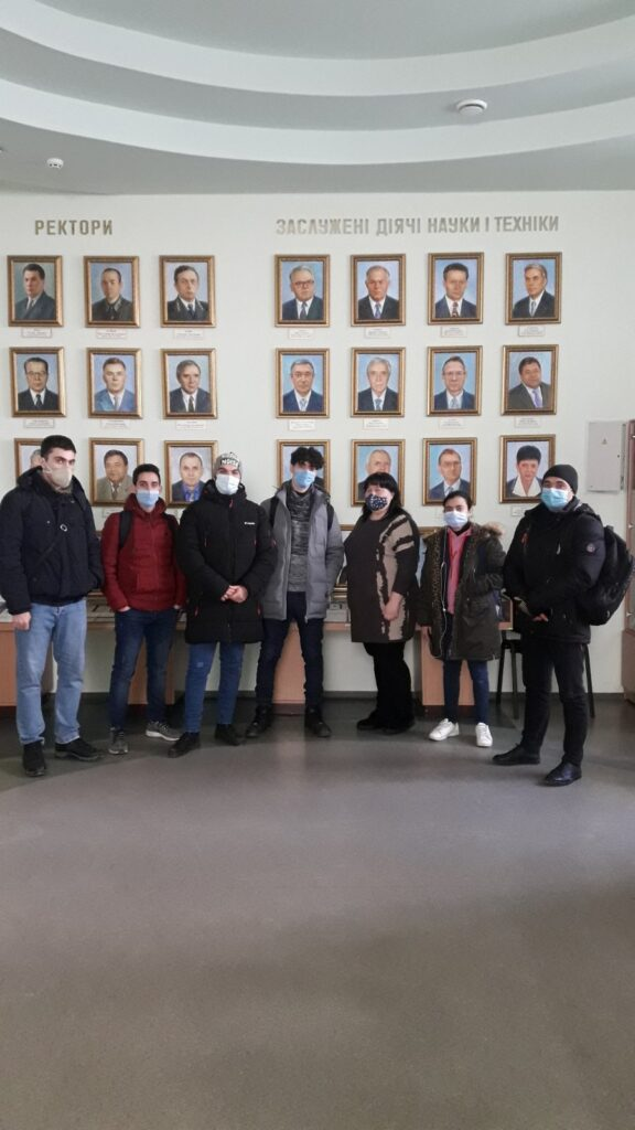 EXCURSION TO THE MUSEUM OF KNURE